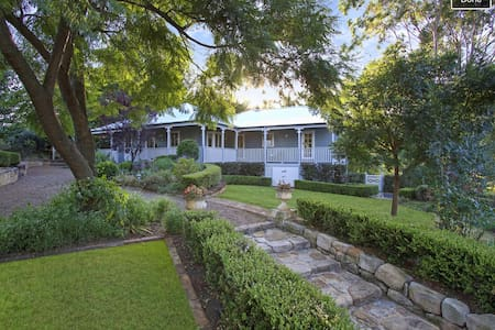 Curraweena House - Luxury Short Stay Kurrajong - Kurrajong - Talo