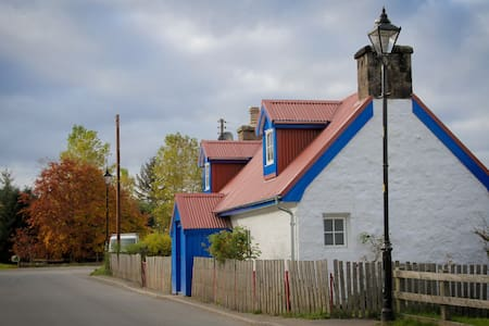 Mole Catcher's Cottage, Carrbridge, Cairngorm - Highland - Huis