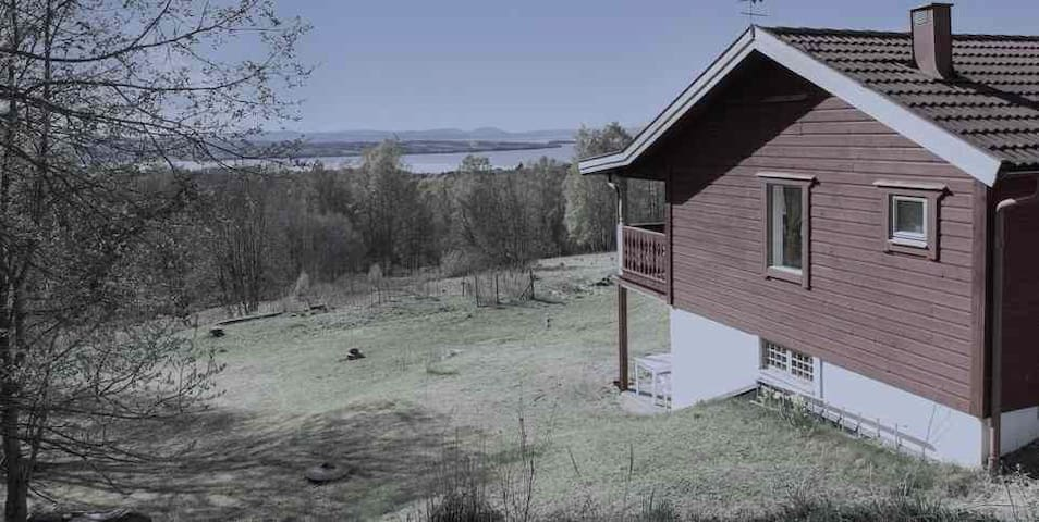 The Villa - A magical view - Leksand NV - Apartmán pro hosty