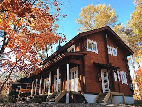 Fuku Lodge_Entire cottage_ Best location