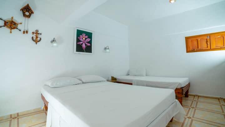 Hostal Litoral Caleton Room 3 (Playa Larga)