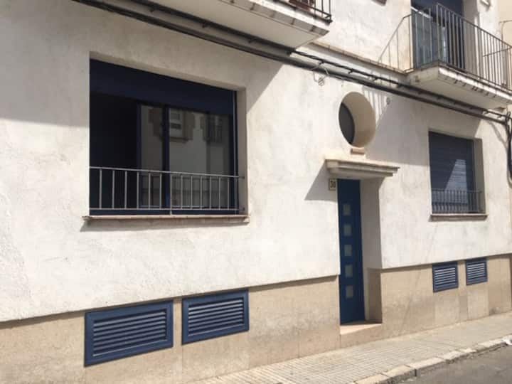 Apartament al centre del poble.