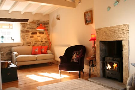Number 10-beautiful refurbished boutique cottage - Wirksworth - Casa