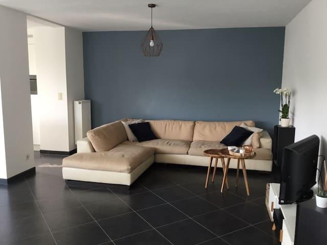 Zele, Belgium - Duplex Apartment with terrace