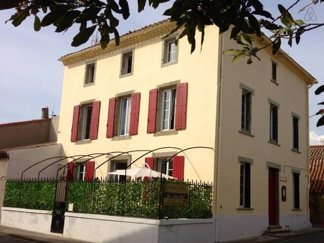 MAISON DE MAITRE - Rieux-Minervois - Casa