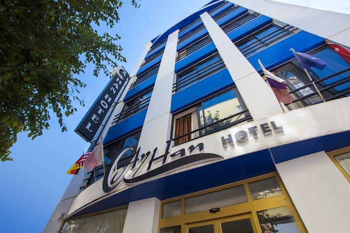 Lovely Stay in Ayhan Hotel