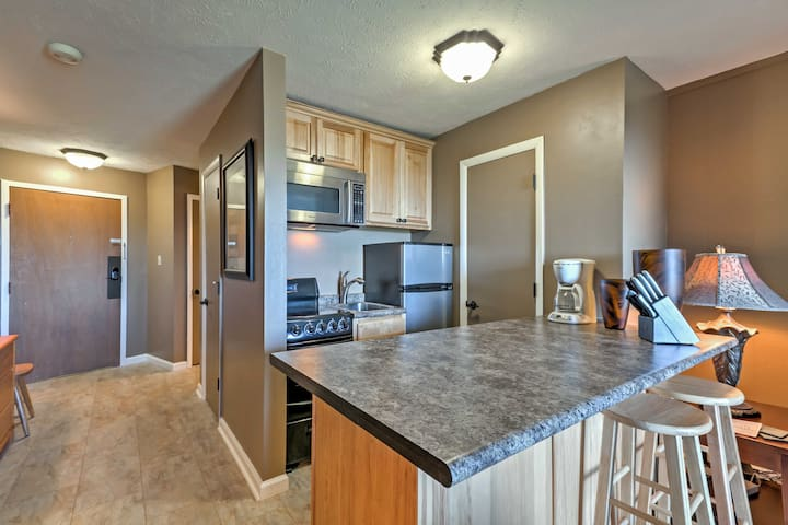 Prepare your favorite meals in the newly remodeled, fully equipped kitchen.