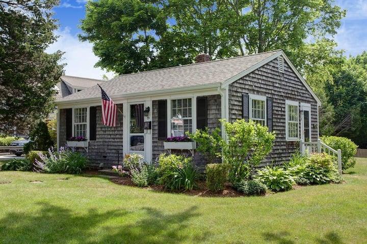 Osterville Center Cottage