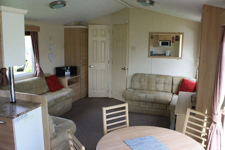 The Vacation - Spacious 2 Bedroom Caravan - Great Yarmouth - Andere