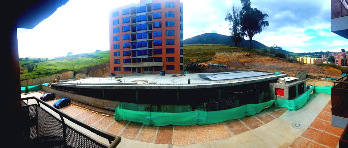Furnished Apartment 9 miles from Bogota -