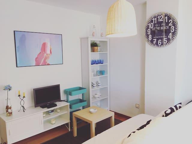 Apartamento a 50 m de la playa - Somo - Leilighet