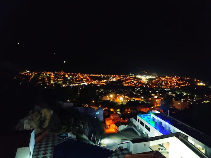 Comfort, relax and amazing view in San Gil!