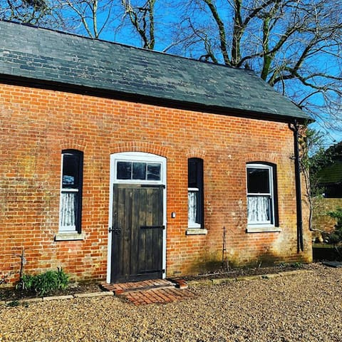 The Goat Shed Luxury and Style in the New Forest