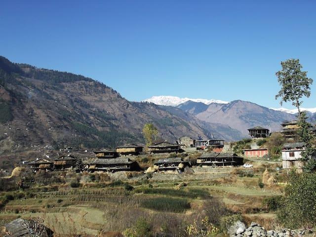 Himalayan Heritage Home Stay (HHH) Kais, Kullu