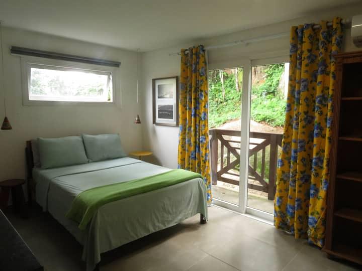 Apartamento para Casal na praia de Ponta das Canas