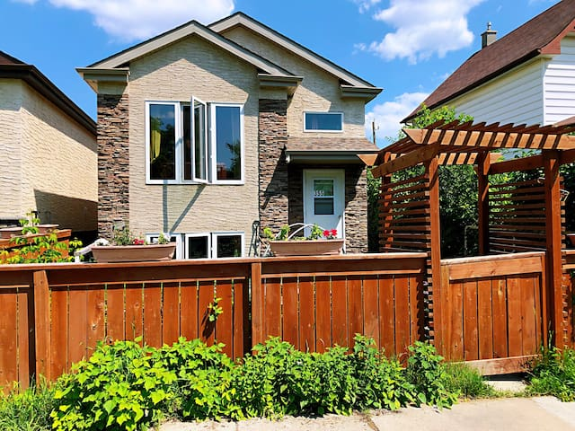 Brand New House/Great Location Near Airport-C