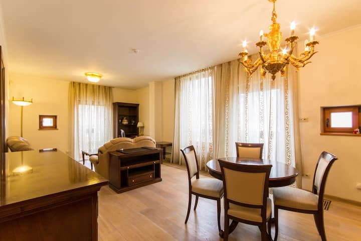Classic Apartment at Amsterdam Central Area
