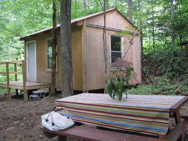 Momma Bear Cabin w/ secluded site - Cosby - Cabaña
