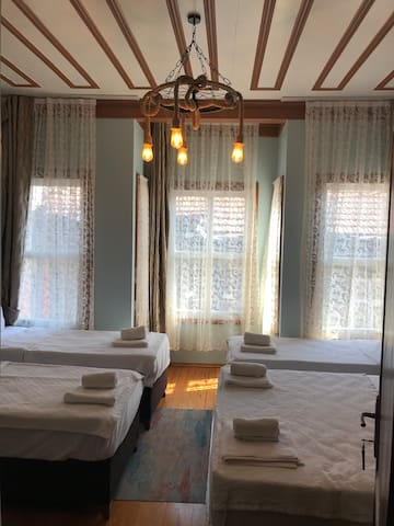 OSMANLI KONAKLARI APART HOTEL (5 PERSON ROOM)