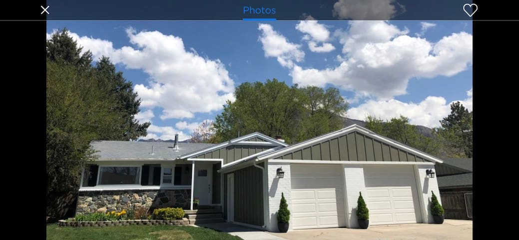 Remodeled Salt Lake City home close to all canyons