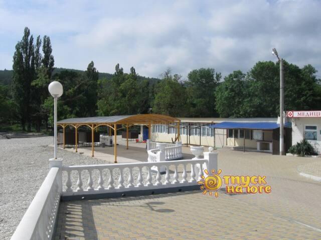 Сдаются комнаты на берегу Черного моря. - Gelendzhik - Gästehaus