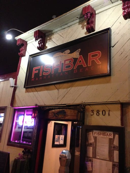 Foto von FISHBAR in North End is an offensive term here