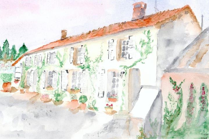 Au Pré du Moulin - Hautes Vues