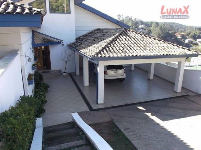 Casa de Campo em Condomínio Fechado - Cajamar - Cabin