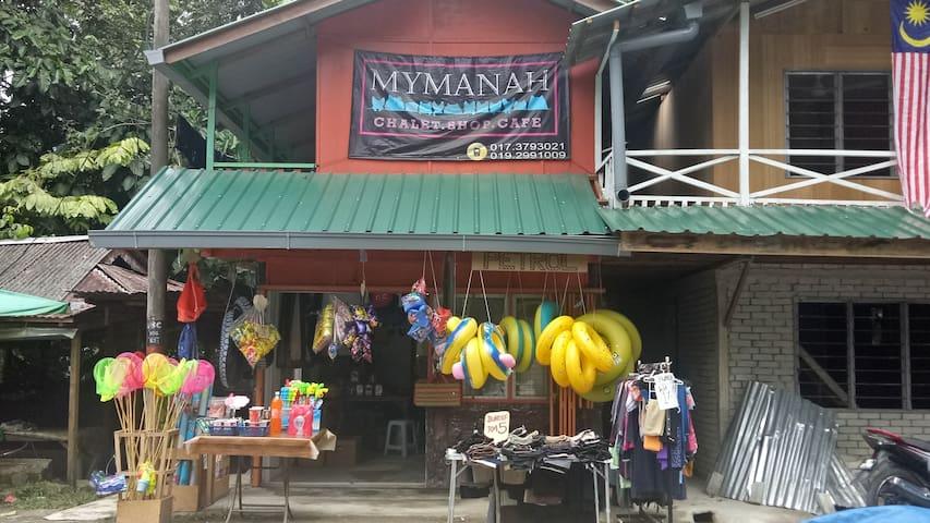 MYMANAH CHALET & SHOP
