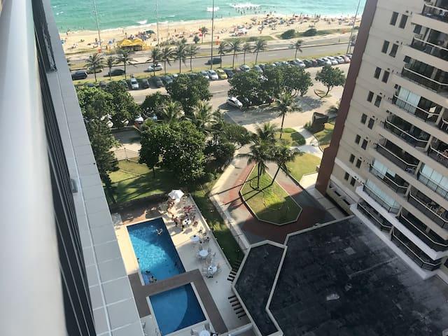 Ótimo apartamento na praia da Barra!!! - Rio de Janeiro - Apartament