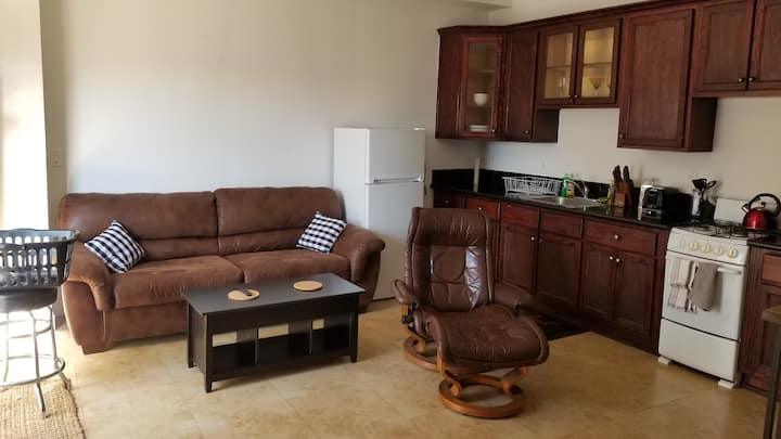 cozy fully furnished dtla arts district apartment