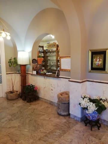Hotel en Javier