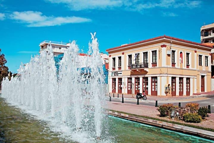 Luxury Villa with Breathtaking View - Legrena - Vila