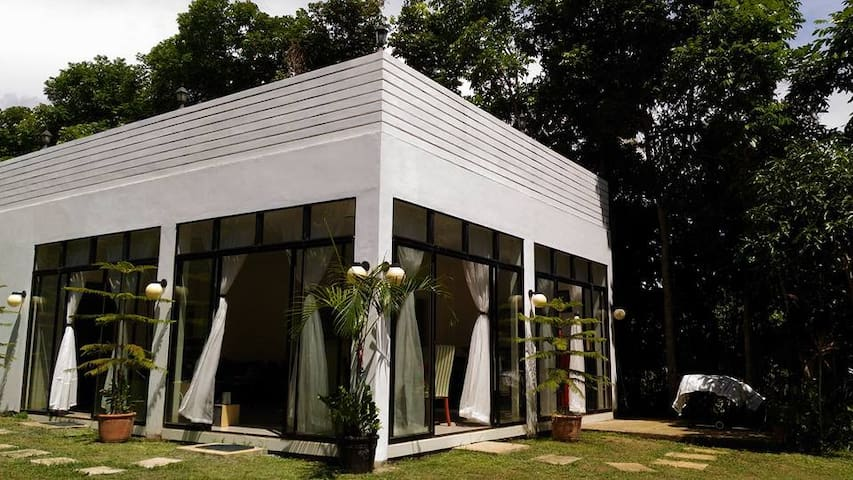 Nature Lodge at Tagaytay / Event Space - Mendez