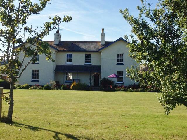 Elberry Farm: Double En-suite room - Torbay - Bed & Breakfast