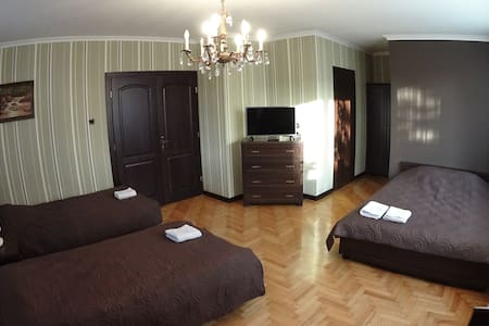 Willa Relaks - Family Room for 4 person