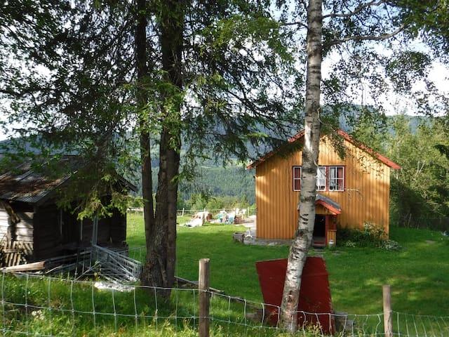 Nordre Rognstad, en fjellgard fra 1800-tallet