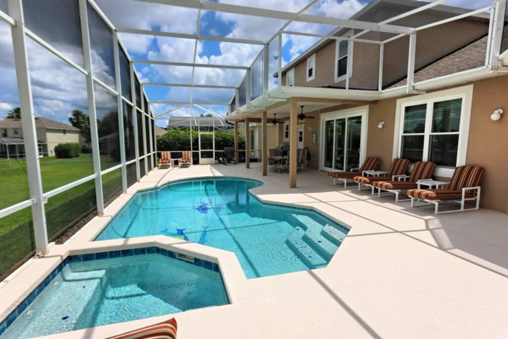 Sweet Home Vacation Disney Rentals Vacation Homes Florida Orlando(EV49929)