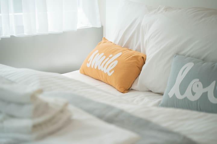 extra pillows!