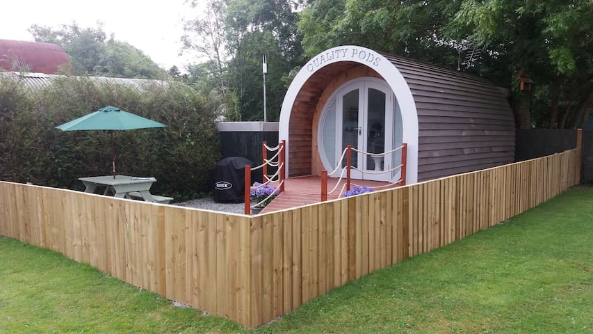 Luxury Glamping Pod near Saundersfoot & Tenby - Saundersfoot - Other