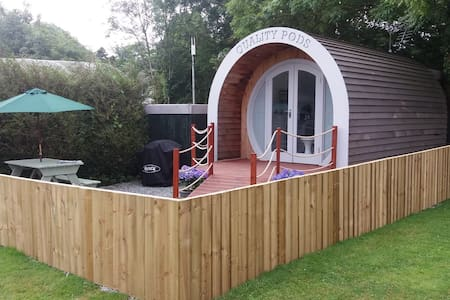 Luxury Glamping Pod near Saundersfoot & Tenby - Saundersfoot - Andet