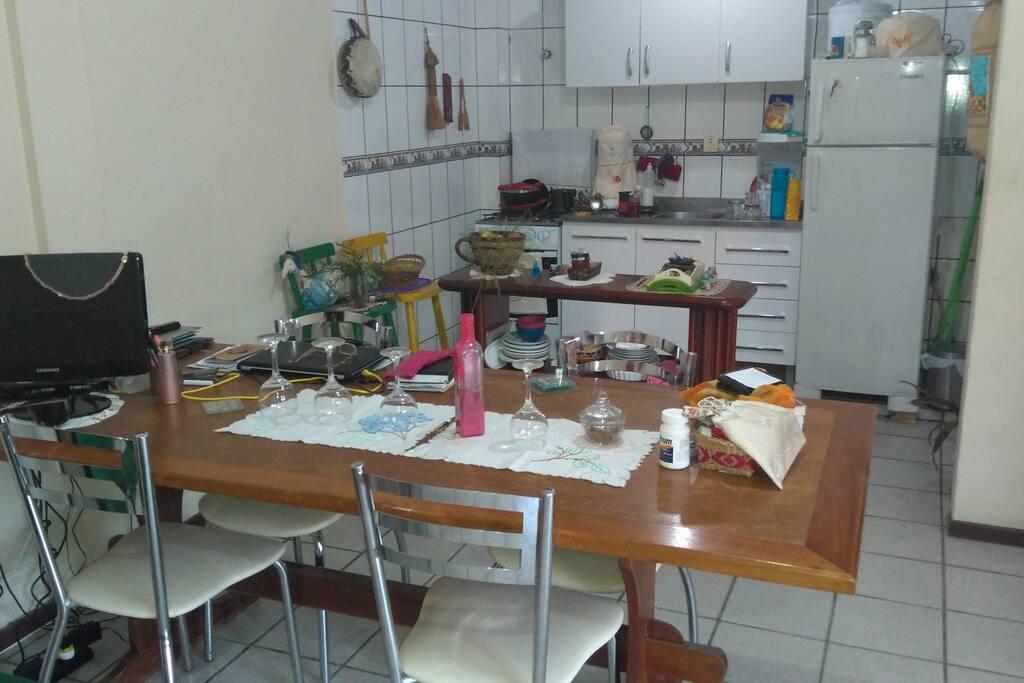 Cozinha - Comedor