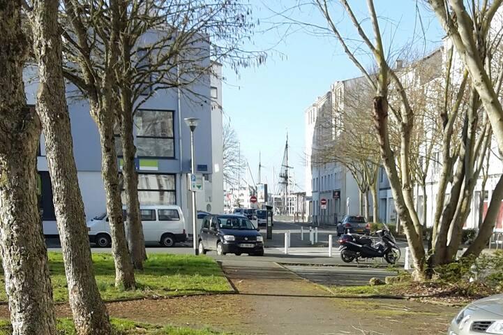 A côté du Vieux -Port