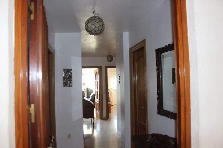 Appartement T4 avec vue vue sur mer - La Vila Joiosa/Villajoyosa - Leilighet