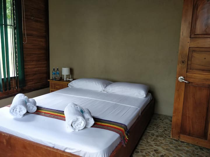 Caiman Room in Casa Geko 70m to the Kitebeach