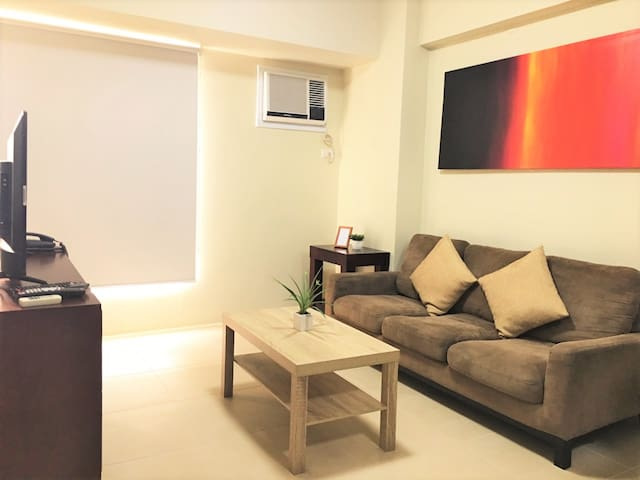Happy Holidays In Your Serviced Apartment in BGC