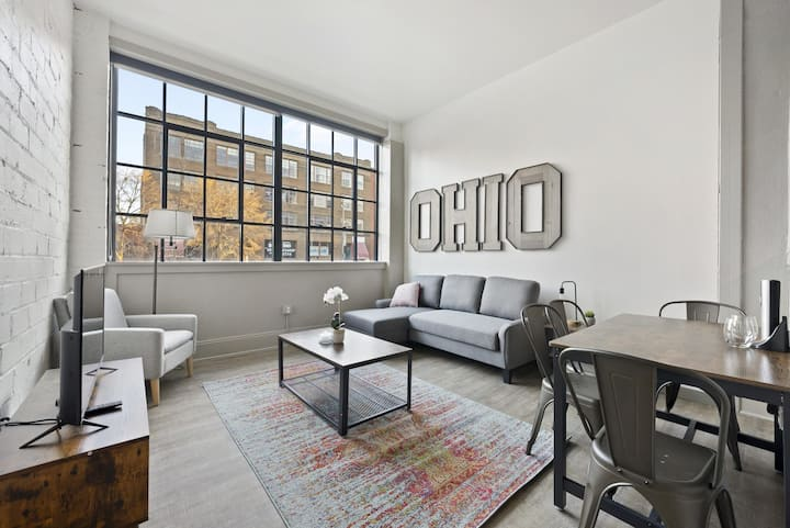Luxury Living in the Heart of Superior Arts District #116