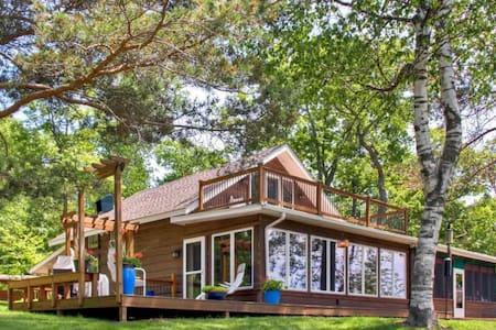 Alluring 4BR Brainerd House - Brainerd - Casa