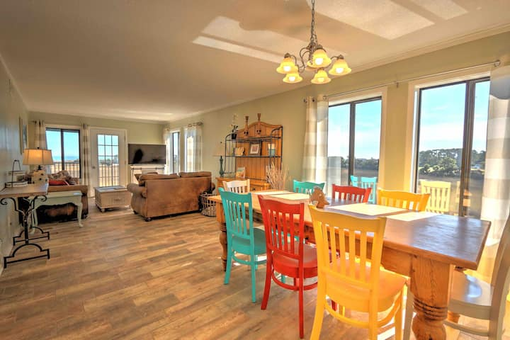 Oceanview4U with Washer and Dryer! Great views!