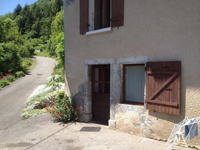 APPARTEMENT dans MAISON 4/5 PERS - Faverges - อพาร์ทเมนท์